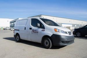 Light Duty - Mini Van