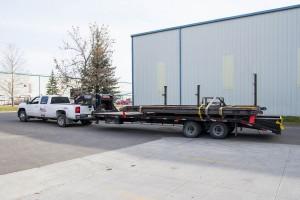 Truck & Trailer 001